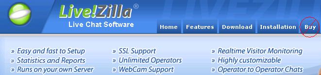 Updated: LiveZilla – How to download V3.3.2.2/3