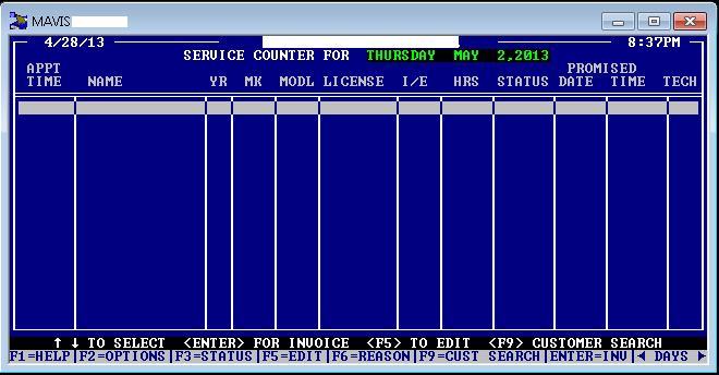 Updated: MAVIS – MotorTraxx by Scott Systems – on Windows 7